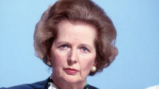 ¿Porqué Thatcher debería ser considerada una