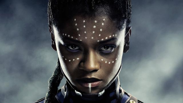 Una Pantera Negra Femenina? Esto es lo que dice Letitia Wright