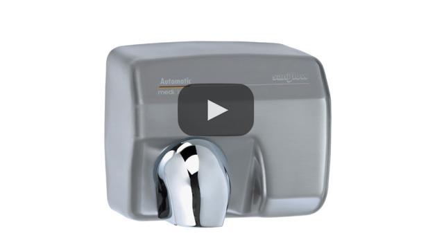 ¿Los secadores de manos en los baños públicos propagan bacterias y hongos?