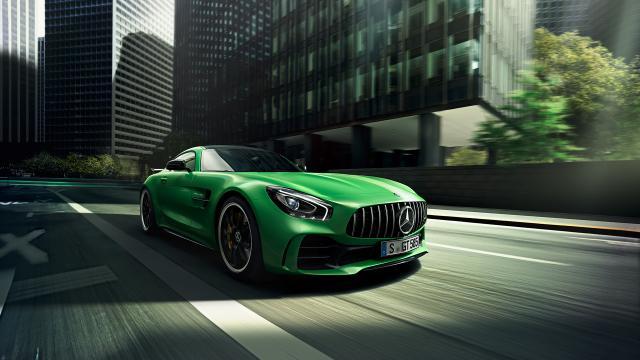 Mercedes-AMG el nuevo super auto