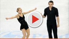 Alexa Scimeca Knierim and Chris Knierim come in fourth in PyeongChang