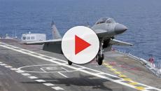 Video:Un avión ruso se estrella a 80 kilómetros de Moscú