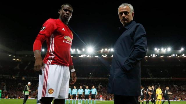 El problema de Pogba de Mourinho se profundiza