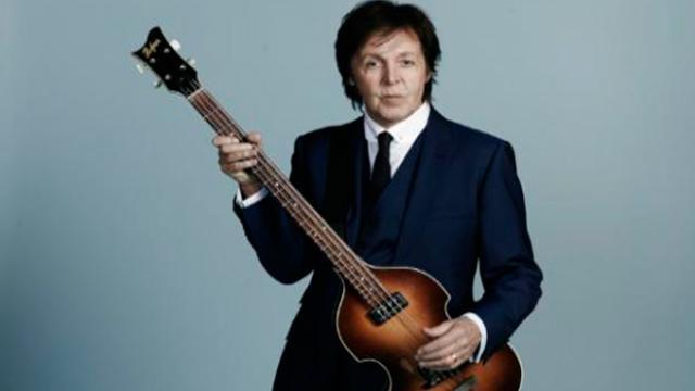 Paul McCartney se lleva el Wolf