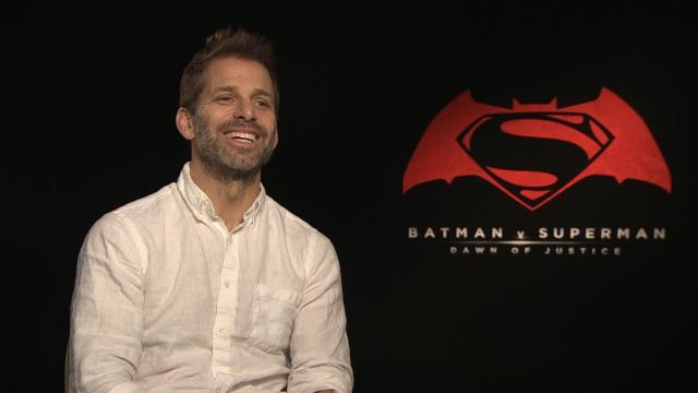 Se rumorea que Zack Snyder pudo haber sido expulsado de la Liga de la Justicia