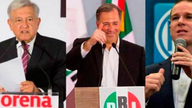 ¿Cómo terminaron las precampañas presidenciales en México?