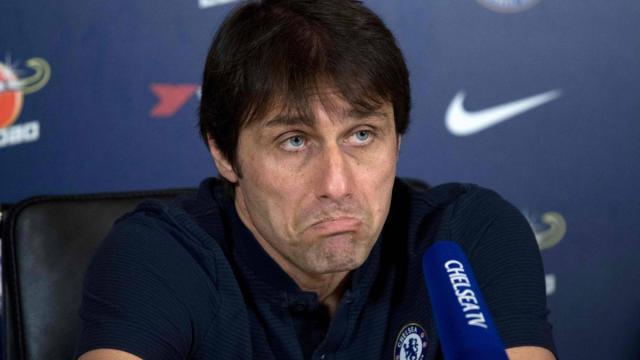 Antonio Conte quiere quedarse en el Chelsea