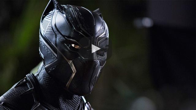 ¿Cómo se desempeñó Donald Glover en the Black Panter de Marvel?
