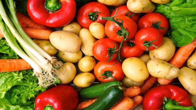 ¿Conoces la localidad de las verduras por irradiación con láser?
