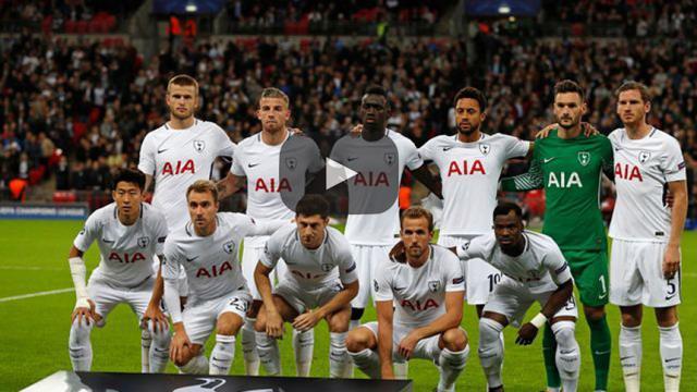 El jugador del Tottenham Dele Alli está en la mira por engañar al árbitro