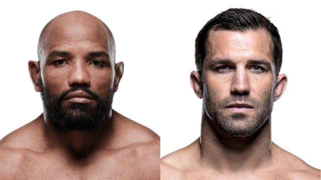 Romero noquea a Rockhold, en una agridulce victoria cubana en UFC 221