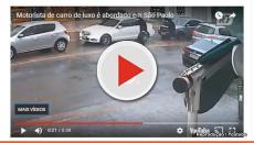 Vídeo:Empresário de 40 anos é assassinado no meio do trânsito com 30 tiros em SP