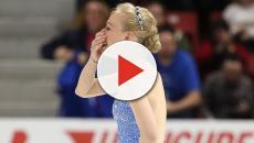 Bradie Tennell's error-free Olympic debut keeps US alive in team figure skating