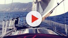Vídeo: casal vende tudo e compra barco que afunda em 2 dias