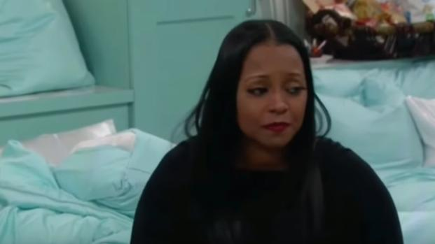 Keshia Knight Pulliam begs to be eliminated from 'Celebrity Big Brother'