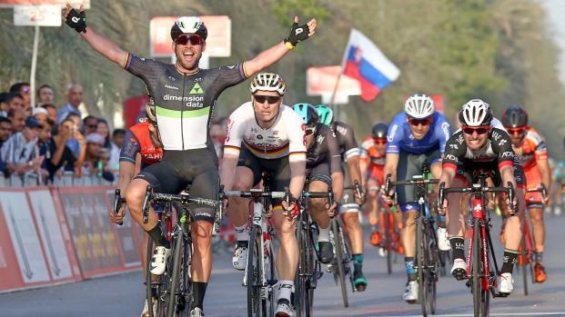 [video] Mark Cavendish torna a vincere e lo fa al Dubai Tour