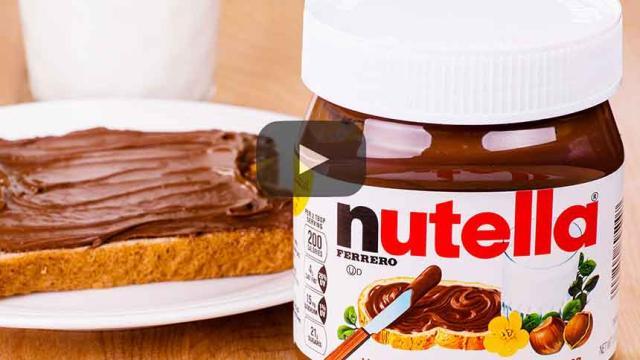 Cuando Nutella no es solo para italianos