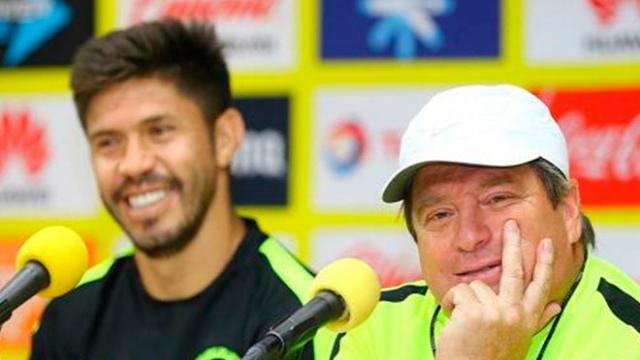 'Piojo' Herrera mandaría a la banca a Oribe Peralta