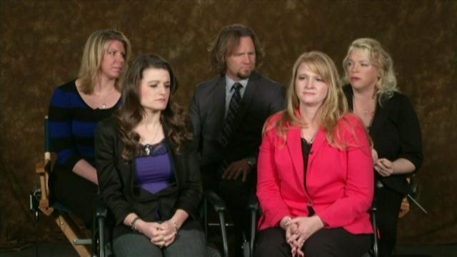 Kody y Christine Brown revelan por qué odiaban el día de su boda