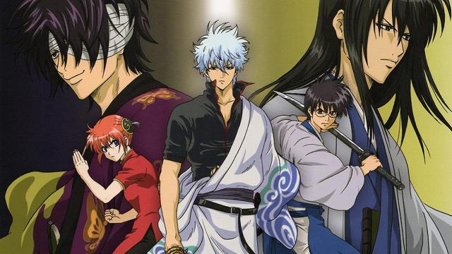 Detalle del Episodio 347 de Gintama