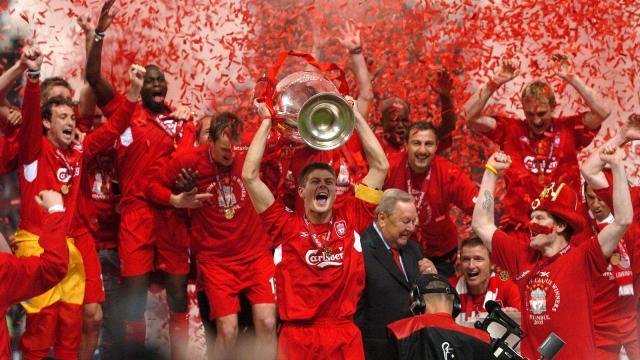 El Oporto y el Liverpool nunca construyeron su gloria en la Liga de Campeones