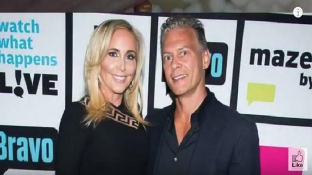 'RHOC' star Shannon Beador's husband David has new girlfriend.