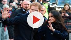 Prince Harry, Meghan Markle visit Edinburgh on eve of Valentine's Day