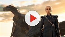 VIDEO: ¿Cuál será el resultado de la pelea de Viserion contra Drogon en GOT?