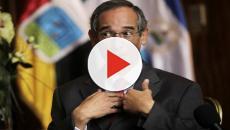 Video: Fue detenido el presidente de Oxfam