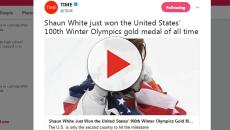 Sexual harassment lawsuit questioned brushed off by US Olympian Shaun White