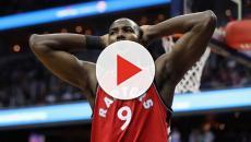 Vídeo: Toronto consegue sua sexta vitória seguida na NBA
