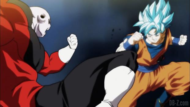 Así es como Goku podría vencer a Jiren en la batalla final del torneo