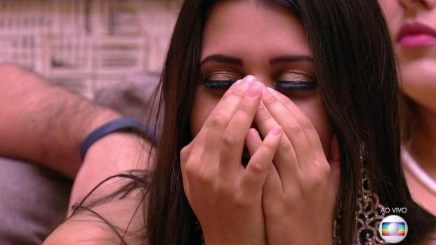 Vídeo: Ana Paula deixa BBB aos prantos