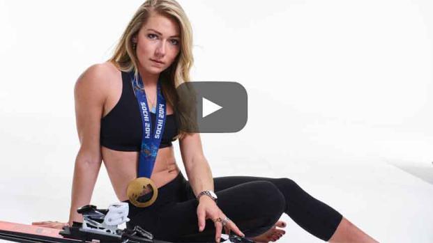 La sensación de los juegos Olímpicos es Mikaela Shiffrin