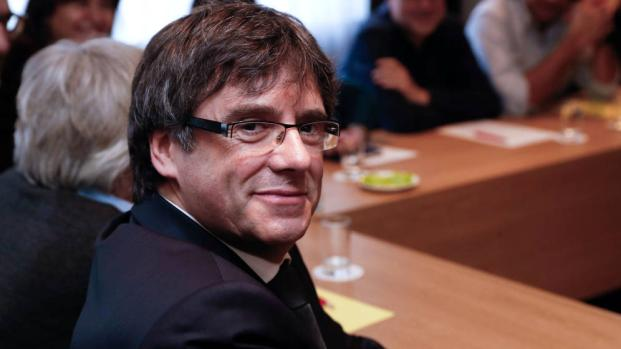 Madrid 'de ninguna manera' permitirá la simbólica presidencia de Puigdemont