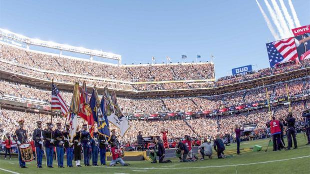 Ganadores del Super Bowl es probable que no acudan a la Casa Blanca