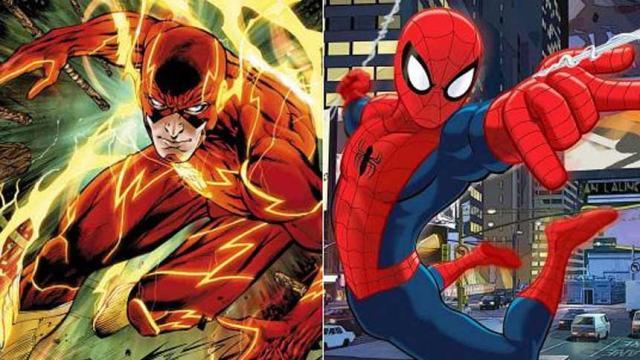 Por qué Flash es como la versión de DC de Spider-Man
