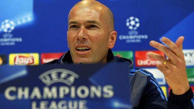Zinedine Zidane: El juego PSG no es una final para mí