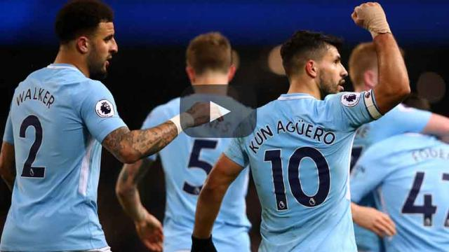 La increíble victoria del City sobre el Leicester