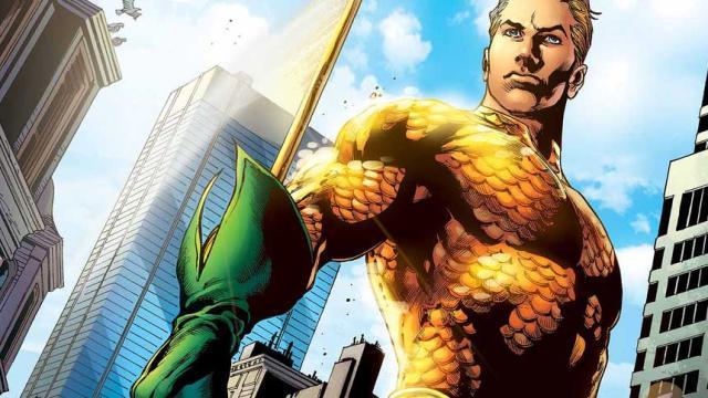 ¿Podría Aquaman obtener su famoso traje verde y naranja?