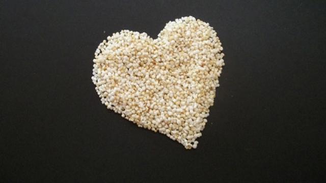 ¡El amaranto es una nutritiva y deliciosa opción!