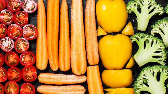 Una alimentación saludable para un cuerpo sano