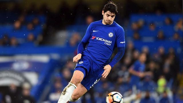 Morata: Chelsea no podrá con Lionel Messi en el choque de la Liga de Campeones