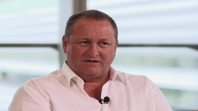 Quieren que Mike Ashley deje el Newcastle United