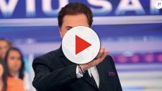 Assista: Silvio Santos quase desmaia ao vivo