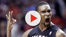 Chris Bosh is ready to make his NBA return