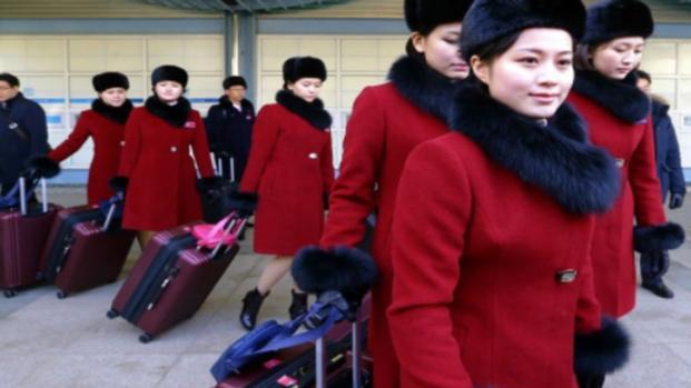 Corea del Nord: i soldati molto particolari di Kim Jong-un