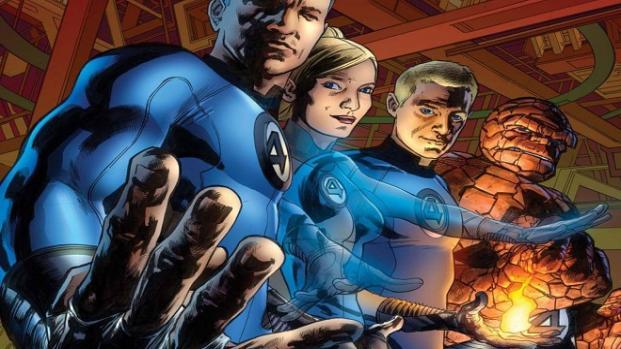 Regresan X-Men y los Cuatro Fantásticos