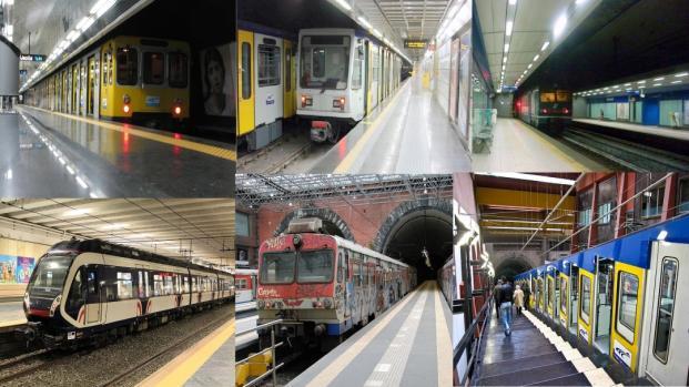 Calendario degli scioperi dei trasporti dal 16 di febbraio