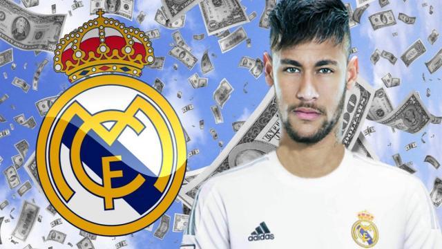 El Madrid vendería cuatro estrellas este verano para financiar a Neymar